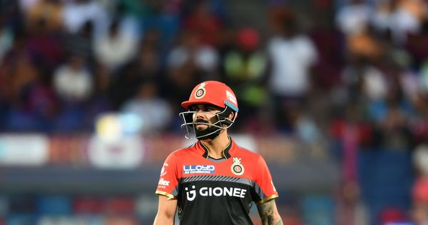 Virat Kohli's humiliation as RCB captain can only be good news for India