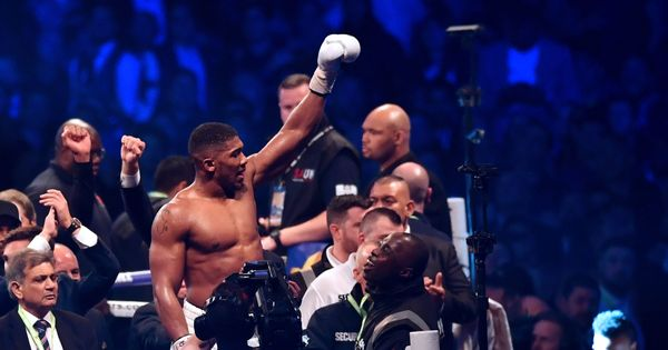 Coronavirus: World heavyweight boxing champ Anthony Joshua may not defend title behind closed doors