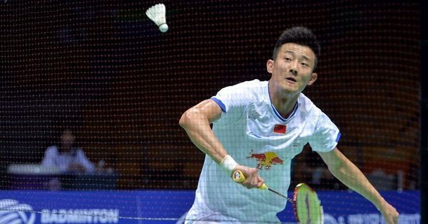 Chen long beats Lin Dan to lift maiden Badminton Asia Championships title