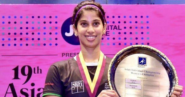 Squash: Joshna Chinappa wins record-equalling 16th national title; Mahesh Mangaonkar bags first