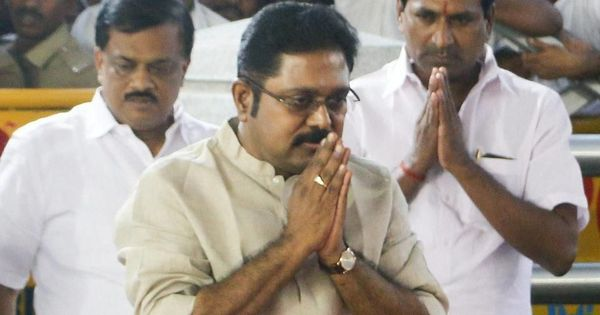 TTV Dinakaran booked for sedition for distributing pamphlets with 'derogatory remarks' about Modi