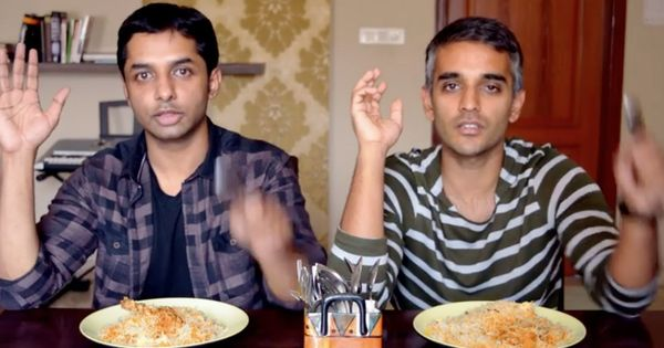 Watch: And still the 'Shape of You'-inspired tributes keep coming, led by a biriyani-flavoured one