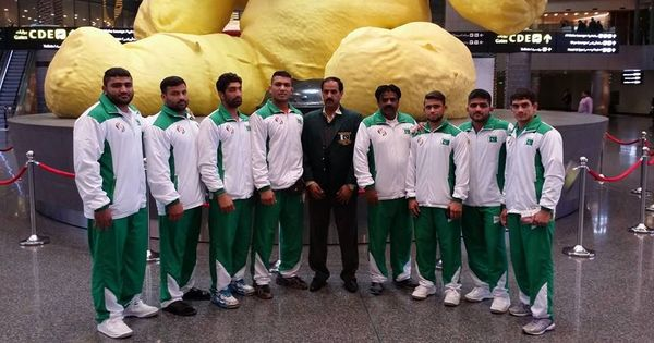Home Ministry clears decks for Pakistan's participation in the Asian junior championship