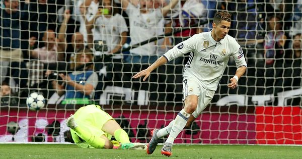 Champions League: Ruthless Ronaldo dismisses Atletico's challenge effortlessly
