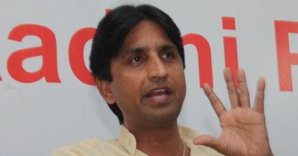 AAP leader Kumar Vishwas apologises to Arun Jaitley, seeks withdrawal of defamation case