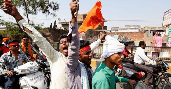 बुलंदशहर में मुस्लिम समुदाय के एक व्यक्ति की हत्या से हिंदू युवा वाहिनी का नाम कैसे जुड़ा?