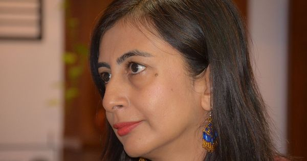 What makes novelist Anjum Hasan a writer of poems but not a poet?