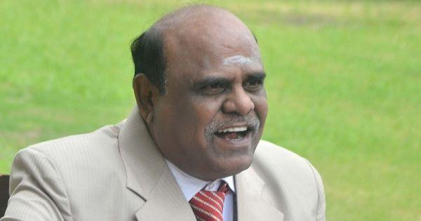 Retired Justice CS Karnan arrested in Tamil Nadu