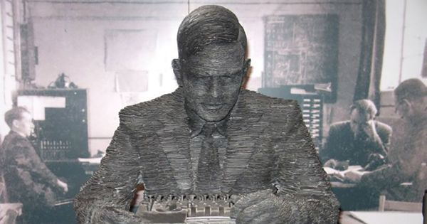 Watch: Sixty-five years after his death, maths genius Alan Turing will be on Britain's £50 note