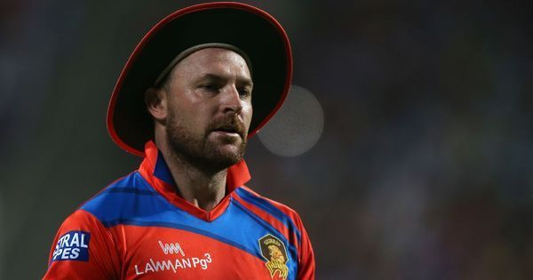 Took extra medicine for asthma during IPL 9 but it was not doping, says McCullum