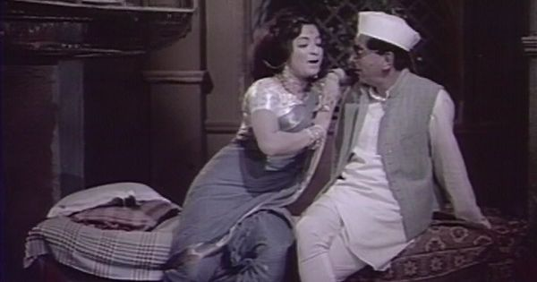 Picture the song: Seduction has consequences in 'Tumhavar Keli Mi Marji Bahal' from 'Pinjra'