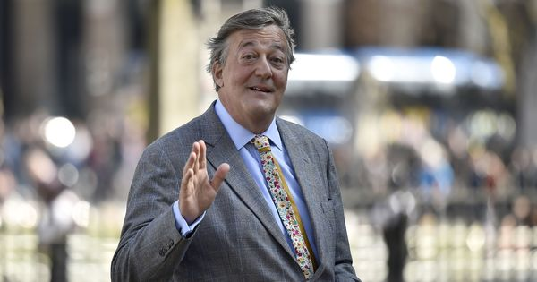 Comedian Stephen Fry is facing blasphemy charges for saying god created a world full of injustice