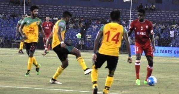 Aizawl FC script superb comeback from two goals down to beat Chennai City in Federation Cup opener
