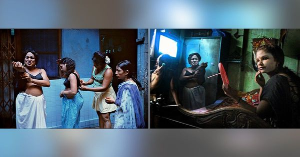 Souvid Datta's photos of sex workers have many problems – plagiarism is just one of them
