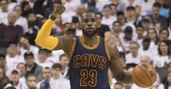 NBA: LeBron James out of pre-season with sore ankle, in doubt for season opener