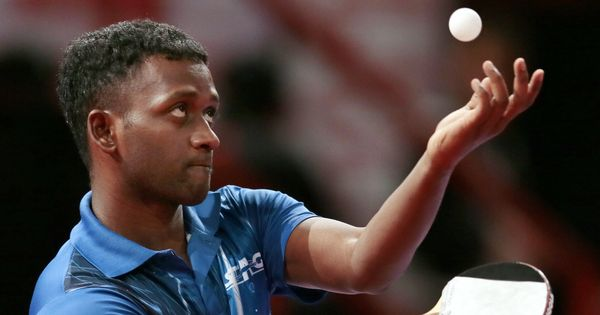 Anthony Amalraj, Sutirtha Mukherjee clinch titles in National Ranking table tennis meet