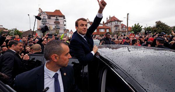 France: Emmanuel Macron's En Marche wins majority in parliamentary elections