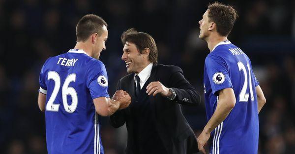 Antonio Conte backs John Terry to continue playing football despite retirement talk