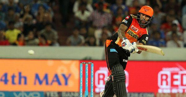 Sunrisers Hyderabad set to trade Shikhar Dhawan to Delhi Daredevils for IPL 2019: Report