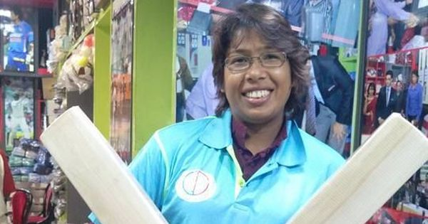 India women's cricketer Jhulan Goswami becomes leading wicket-taker in one-day internationals