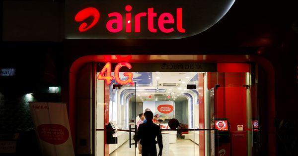Airtel's Q4 net profit plunges 72%, revenue drops by 12%