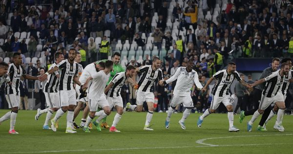 Juventus have provided enough evidence to show this may well be their year in the Champions League