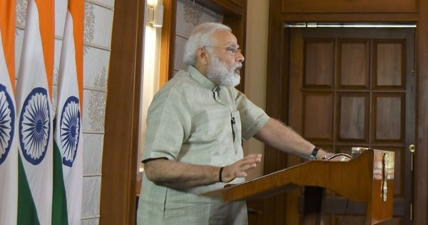 Modi launches SC's new case management system, promising to make more information available online
