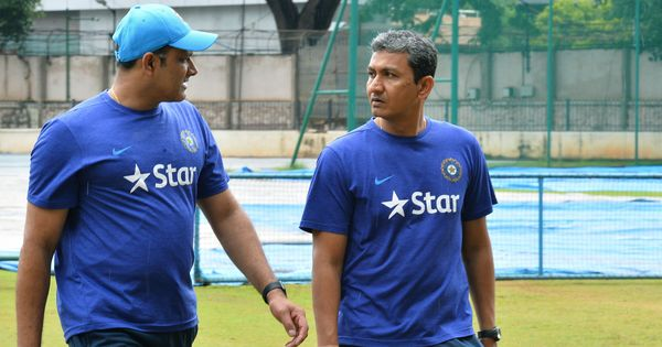 'There's definitely a bit of lacuna, but team has coped up really well': Bangar on  Kumble's exit