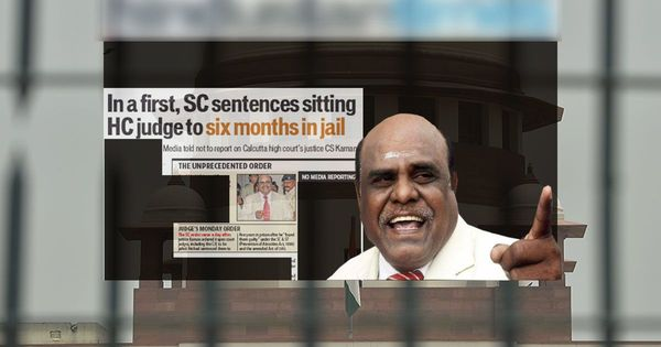 The Supreme Court has managed to do what Justice Karnan could not: Damage its credibility