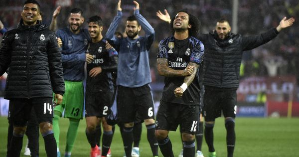 Real Madrid quell Atletico comeback to reach Champions League final