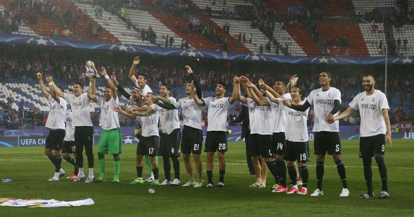 Real Madrid's composure in overcoming zealous Atletico sets up blockbuster final against Juventus