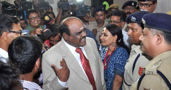 Kolkata: Retired justice CS Karnan lodged in Presidency Jail after SC rejects his bail plea