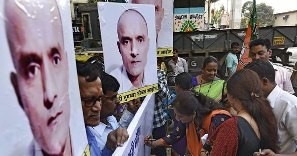 Pakistan rejects India's request for consular access to Kulbhushan Jadhav again