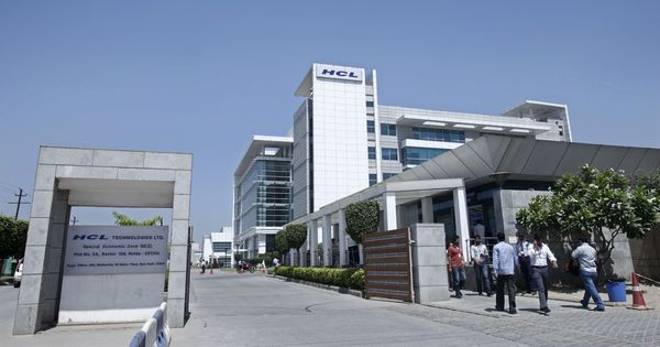 HCL Technologies registers 12.3% growth in net profit in Q4