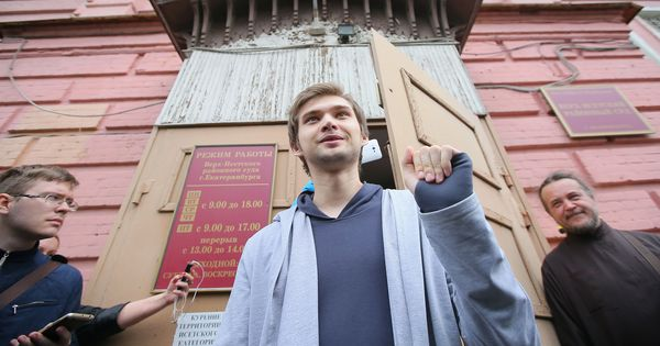 Russian video blogger convicted of blasphemy for playing Pokémon GO in a church