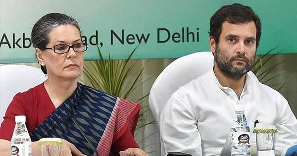The big news: Congress paves way for Rahul Gandhi's elevation as its chief, and 9 other top stories