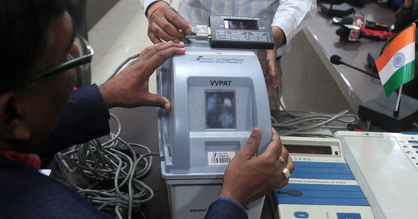 Maharashtra: Paper trail machines to be used with EVMs in Nanded civic body polls