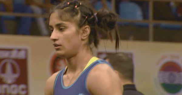 Wrestling World C'ships: Shot at bronze medal and Olympic quota alive for Vinesh Phogat, Seema Bisla