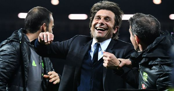 Antonio Conte signs 'improved' contract with Chelsea after 'incredible success' of first season