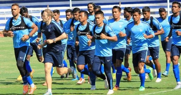 Stephen Constantine calls up 35 probables for upcoming Asian Cup qualifier against Kyrgyz Republic