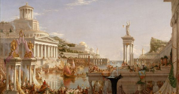 Why has the idea of civilisation become a battle between the West and the rest?