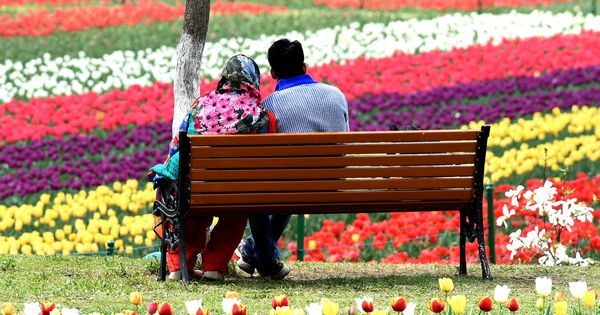 How young Kashmiris are finding love in the time of conflict and curfew