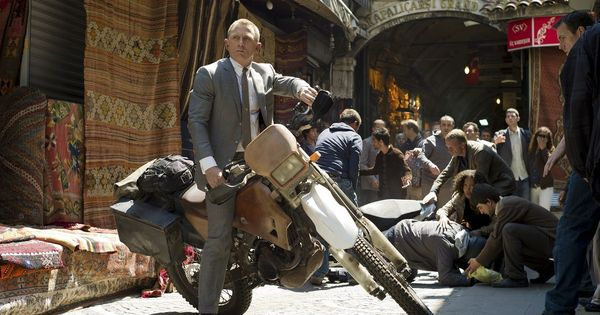 Daniel Craig will be back as James Bond, says 'NYT' report