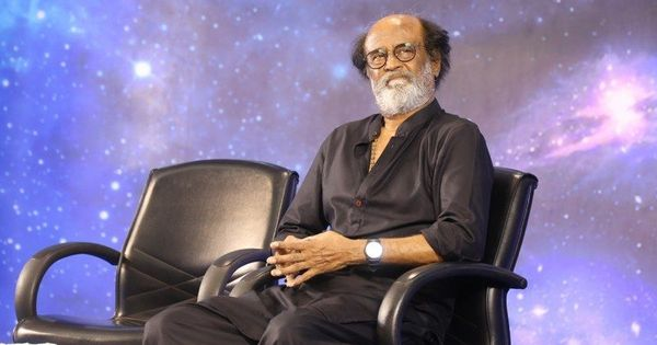 Rajinikanth will enter politics, claims Hindu Makkal Katchi leader after meeting the actor