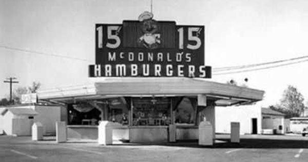 15 Mei dalam Sejarah: Restoran McDonalds Pertama Dibuka di San Bernardino