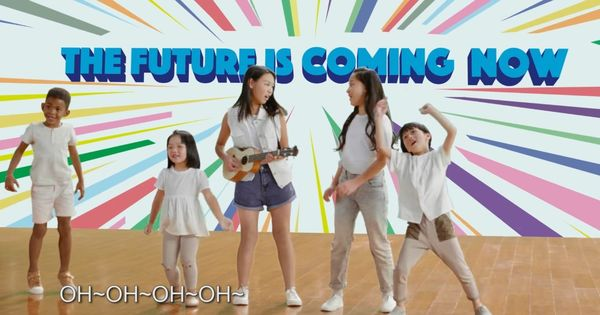 Watch: How China is marketing its One Belt, One Road project through singing children