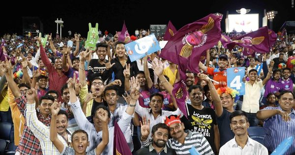 Rising Pune Supergiant could go on to become another Aizawl FC if they win IPL 10