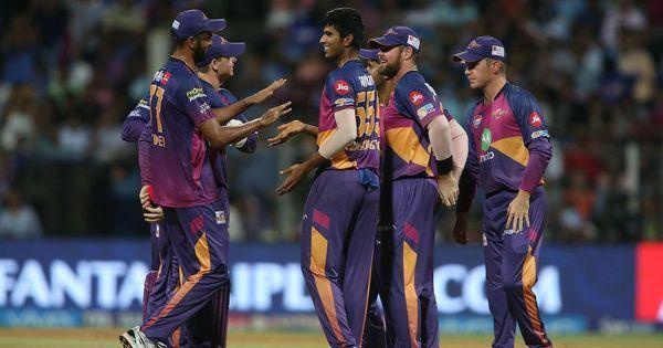 Rising Pune Supergiant reach IPL final as Dhoni, Sundar stun Mumbai Indians