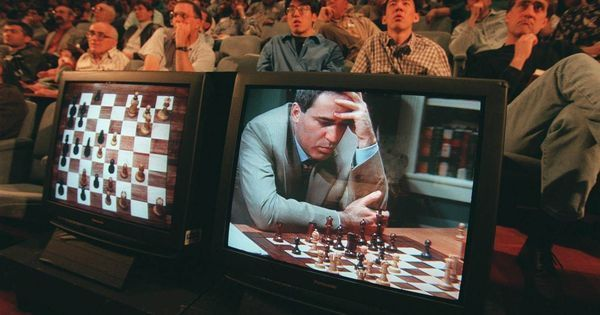 In 'Deep Thinking', chess champion Garry Kasparov says (or hopes) AI will not choose to replace us