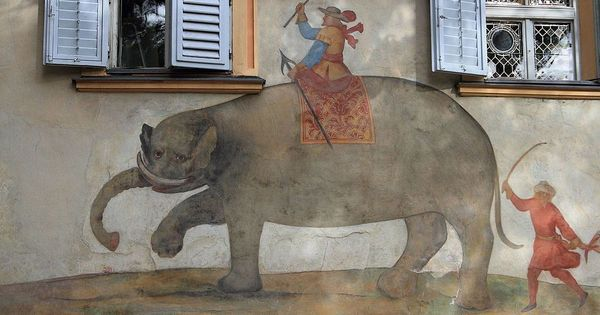 Now in Mumbai: The fabulous story of the Indian elephant who walked from Lisbon to Vienna in 1551